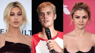 Justin Bieber & Selena Gomez In Couples' Therapy After Hailey Baldwin Fight
