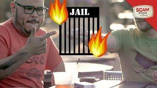 Escape a Burning Prison (with Alex Rangel)