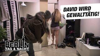 Berlin - Tag & Nacht - David wird gewalttätig! #1656 - RTL II
