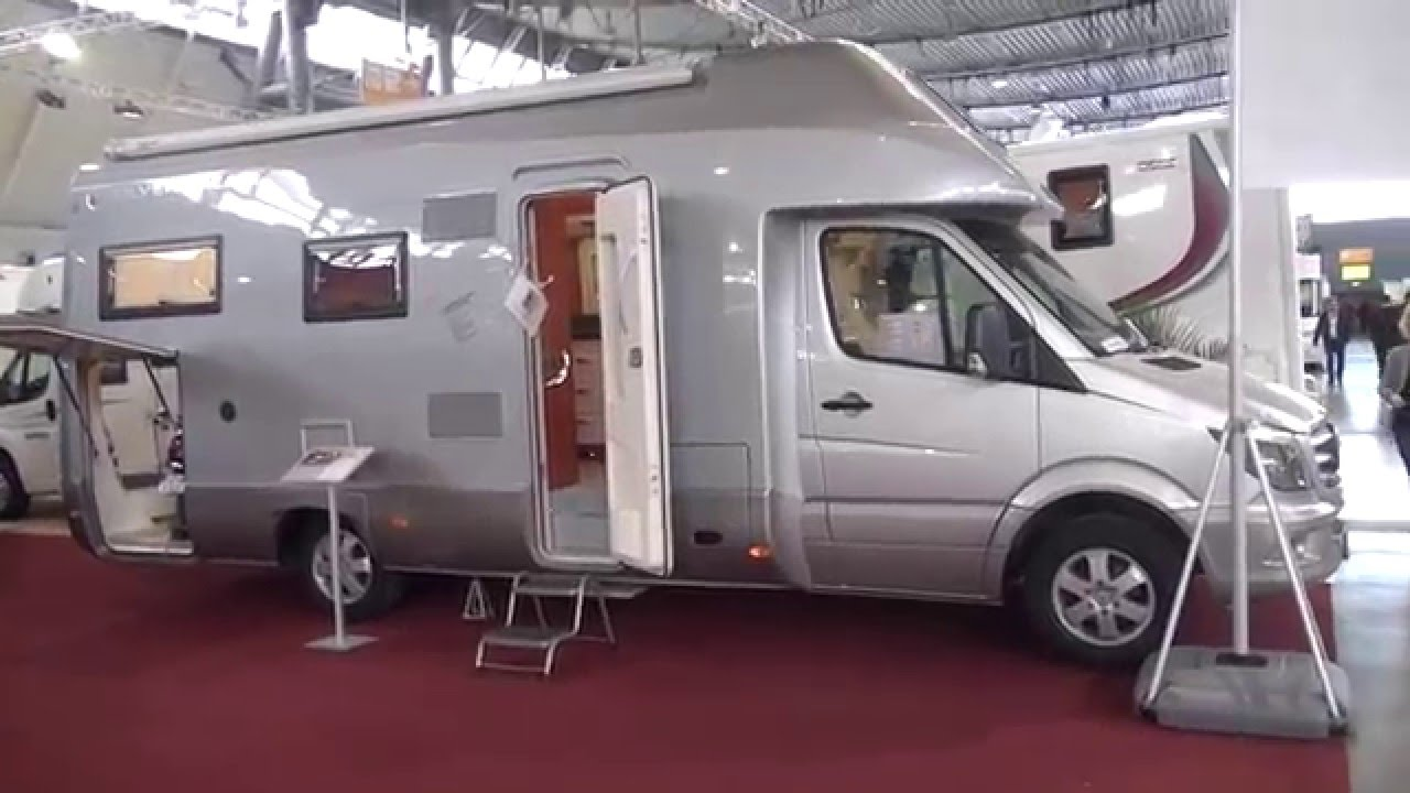 Sprinter Conversion Van >> Silverdream S700 Mercedes campervan conversion review - YouTube