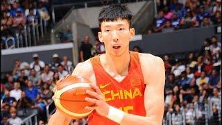 【NBA】中国の期待のルーキー 【Zhou Qi】