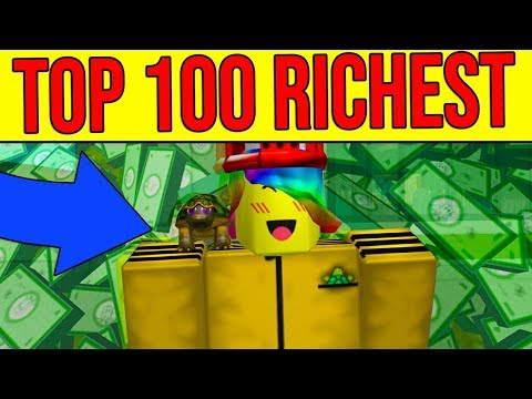 BECOMING THE TOP 100 RICHEST ROBLOX PLAYER! *6 MILLION ROBUX