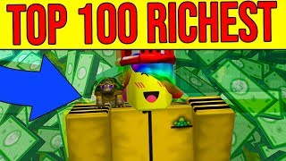 BECOMING THE TOP 100 RICHEST ROBLOX PLAYER! *6 MILLION ROBUX*