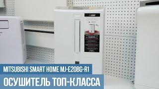Осушитель воздуха Mitsubishi Electric SMART HOME MJ-E20BG-R1: обзор, отзывы
