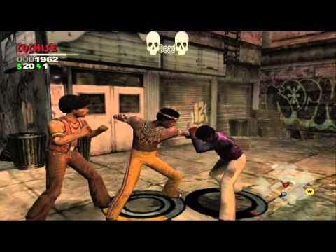 The Warriors - Harlem - Sharp Dressed Man (Flashback E)
