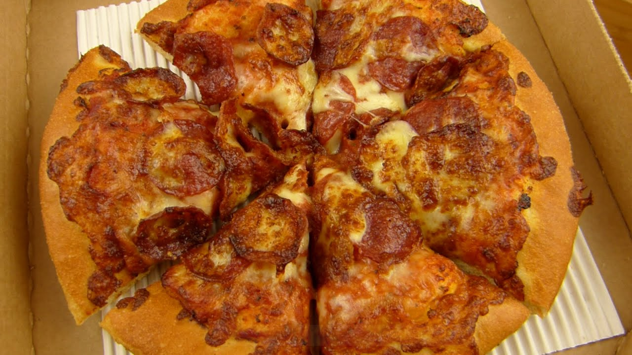 Pizza Hut Pepperoni Lover S Youtube