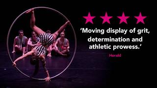 NO SHOW: contemporary circus by Ellie Dubois