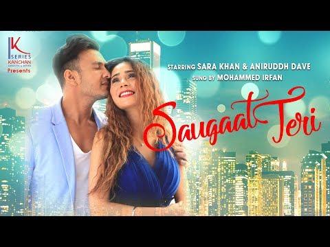 Saugaat Teri   Music   Mohammed Irfan  Aniruddh Dave   Sara Khan  KSeries