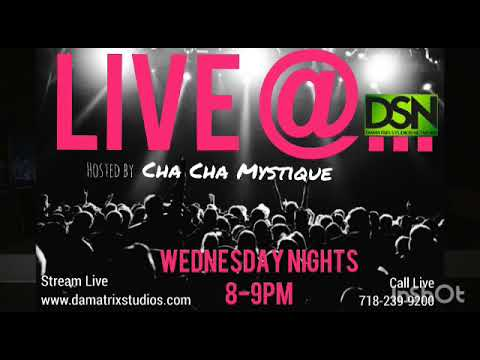 "Nbs Malay | ""Live @…"" Radio Show w/ Cha Cha Mystique & Co Host JIG"
