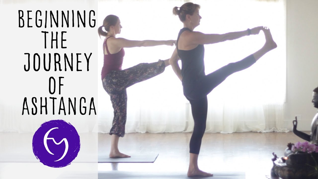 Beginning the Journey of Ashtanga Yoga: Online Course | Fightmaster Yoga Videos
