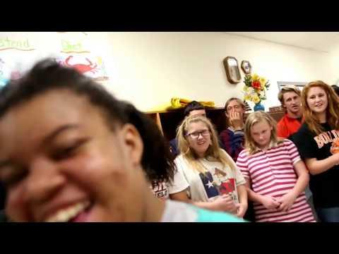 Burkburnett High School: Be a Better Bulldog 2016