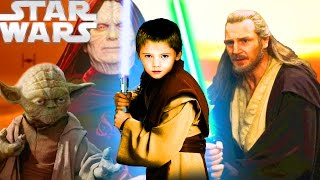 How Anakin Skywalker Brought Balance to The Force - Star Wars Theory