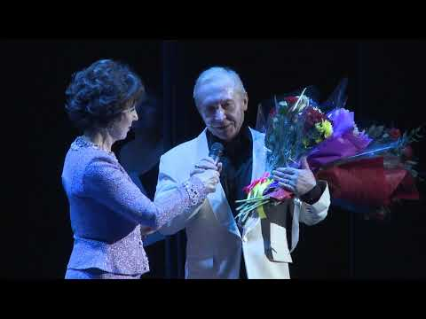 Юбилейный концерт Кудрявцева Б.Н. Второе отделение