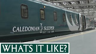 MK5 CALEDONIAN SLEEPER REVIEW! BRAND NEW