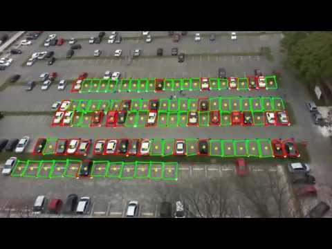 Deep Learning - Automatic Parking Lot Classification (PUCPR)
