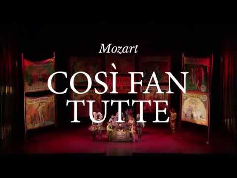 A New Così fan tutte at the Met