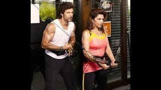 Hrithik Roshan Turns Fitness Guru - BT