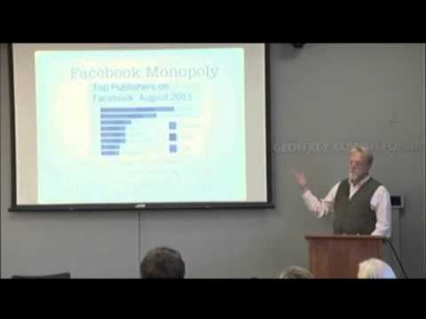 Jon Taplin USC Lecture Chapter 4 - Major Online Businesses are Unregulated Monopolies