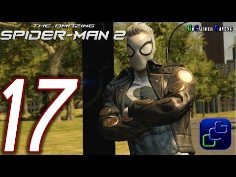 The Amazing Spider-Man 2 Walkthrough - Part 17 - My Ally My Enemy