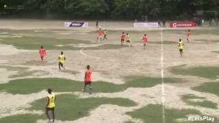 rfys kolkata college boys pcm mahavidyalaya vs ajc bose college goals