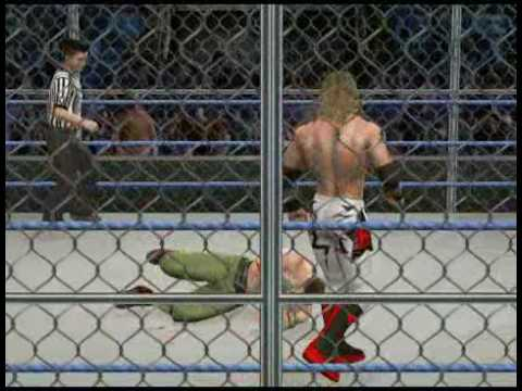 WWE SmackDown vs. RAW 2010 10/26/09 22:17
