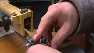 How To Make A Quick Release For Your Cheap Scroll-saw