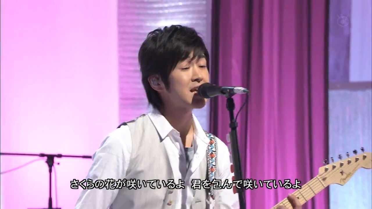 Remioromenレミオロメン - Sakura さくら LIVE HD (jap. lyrsc)