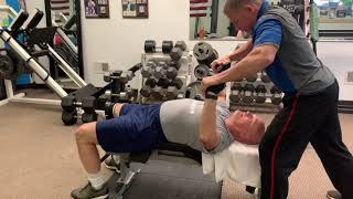 Try This #chest #Exercise for Bigger Stronger #Pec's