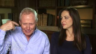 "Bertram van Munster and Elise Doganieri discuss ""The Amazing Race"" post - EMMYTVLEGENDS.ORG"