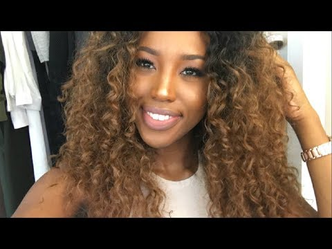 Affordable Big Curly Wig for under  20 e068f6b5ae