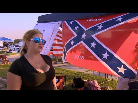 Trump voters explain their unshakable faith