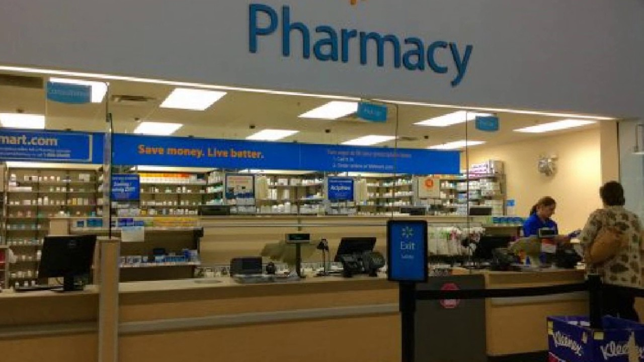 Walmart pharmacy near me - YouTube