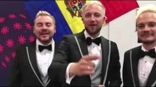 Сегодня состоится первый полуфинал «Евровидения-2017»: представители Молдовы выступят под номером 12