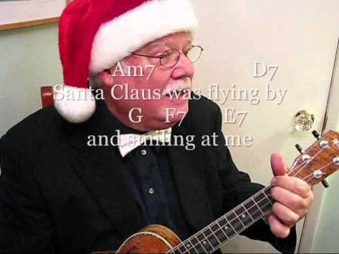 IT MUST HAVE BEEN OL SANTA CLAUS - UKULELE TUTORIAL / LESSON by UKULELE MIKE
