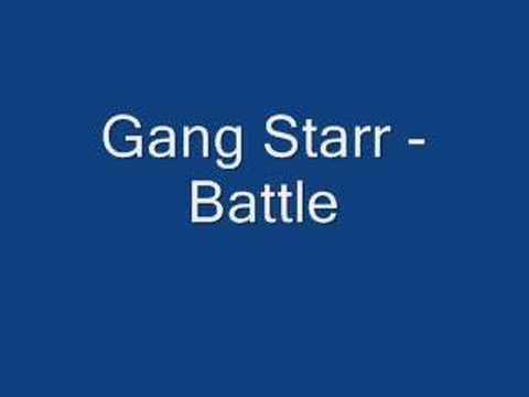 Gang Starr  Battle