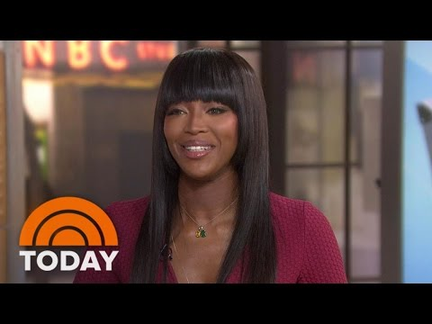 Naomi Campbell 'I'm Sworn To Secrecy' On 'Empire' Spoilers | TODAY