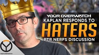 Overwatch: Kaplan Responds to the PTR HATERS