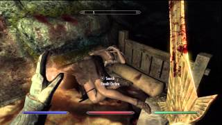 Discerning The Transmundane Skyrim +HUGE GLITCH