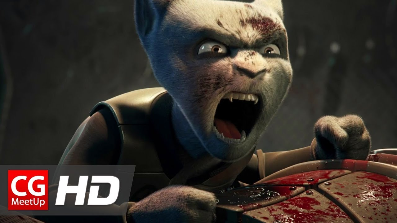 """CGI Animated Short Film: """"Alleycats"""" by Blow Studio 