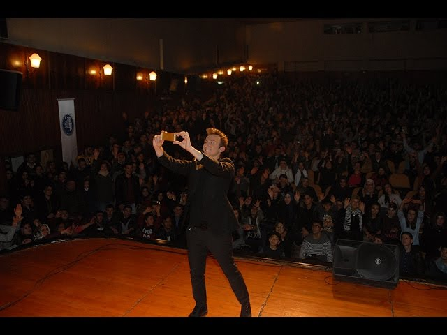 Çorum Sefa Doğanay Stand Up Gösterisi