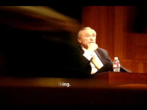 John O'Neil and Jerome Hauer come up in Questions to LAPD Chief Bratton