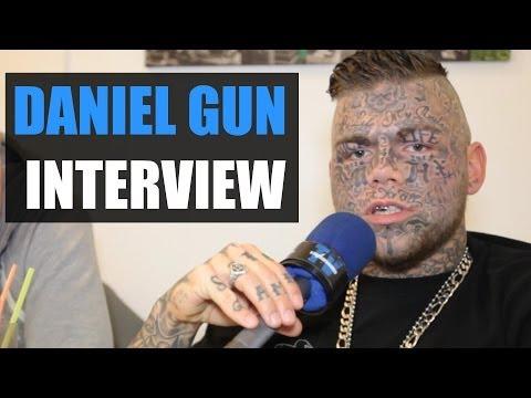 DANIEL GUN INTERVIEW: STRAIGHT EDGE, VEGAN, TATTOOS, INTENSIV, PUNK, G-RAP, AZAD, BUSHIDO, SILLA