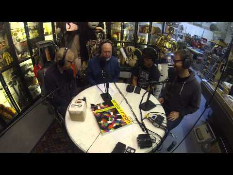 Adam Savage and Kevin Kelly's Essential Household Tools