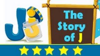 Alphabet Songs - Story Of Letter J for Nursery Kids