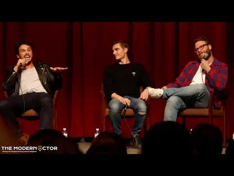 The Disaster Artist | Q&A with James Franco, Dave Franco, Seth Rogen