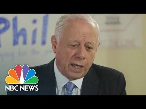 Phil Bredesen Says Blackburn Sees Her Job As 'Emblematic' Of President Trump Priorities | NBC News