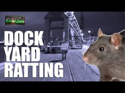 AirHeads - Rats infest our Dockyards (episode 10)