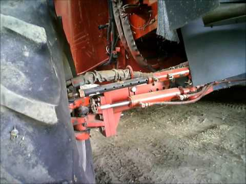 Case IH 2188 combine overview