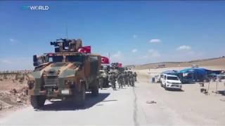 Война в Сирии.  Итоги недели 17 – 23 июня 2018 года