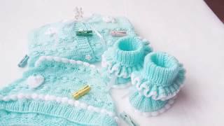 видео Комплект для новорожденных